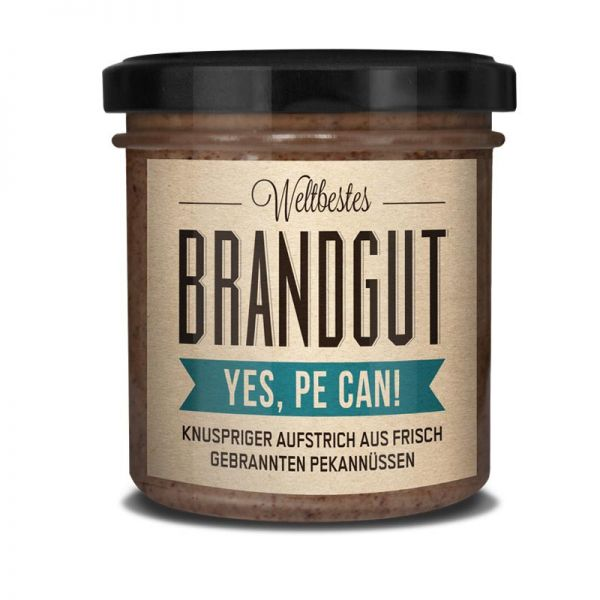 Brandgut - Yes, Pe Can!