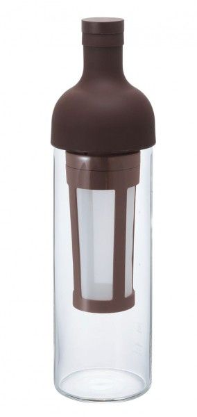 Filter in Coffee Bottle (Chocolate Brown)